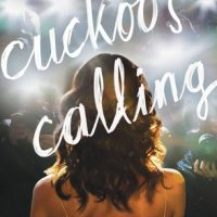 The Cuckoo's Calling by Robert Galbraith (JK is a saucy minx)