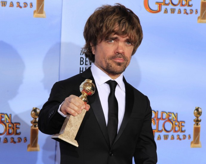 Peter Dinklage won a Golden Globe for his role as Tyrion. Meta, no? (source)