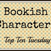 Top Ten Bookish Characters