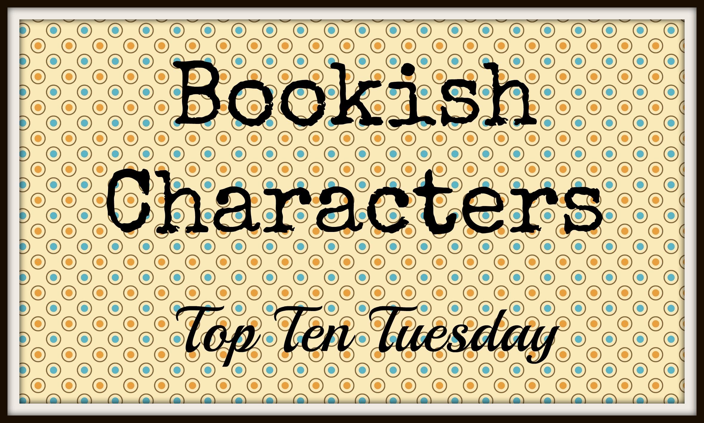 bookishcharacters