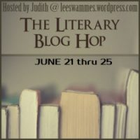 It's Literary Blog Hop Time!!!