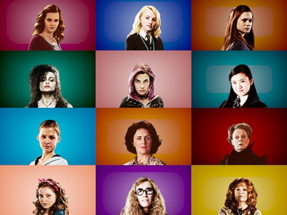female hp characters