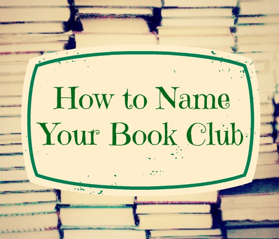 BookClubNames