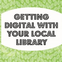 No More Overdue Books: Getting Digital with your Local Library