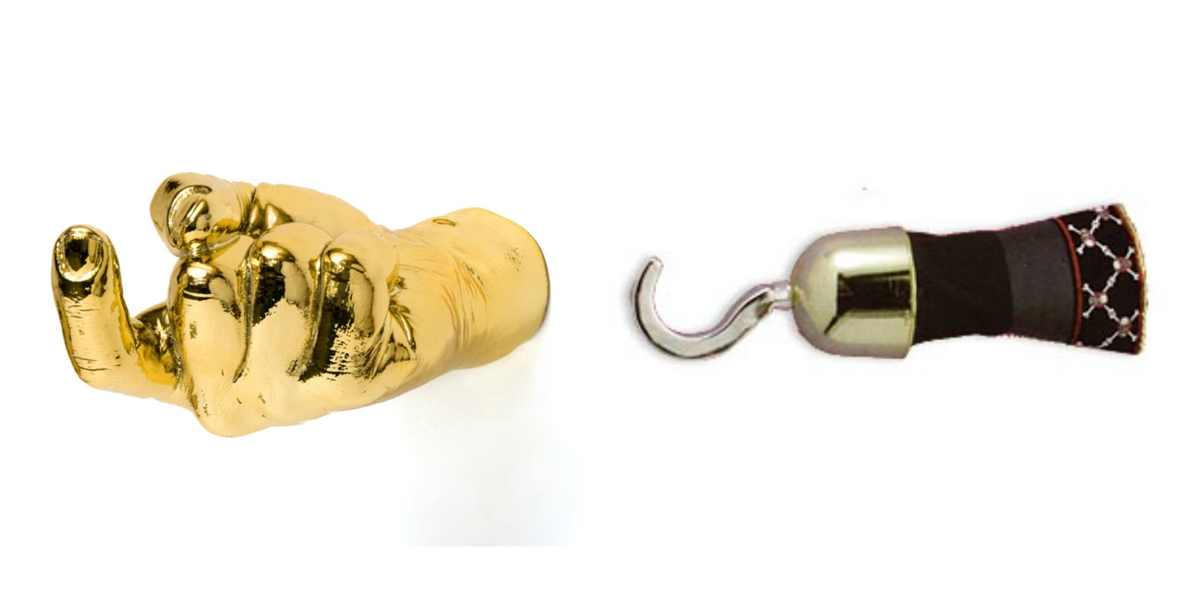 hand vs hook