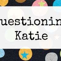 Questioning Katie: Book Universe