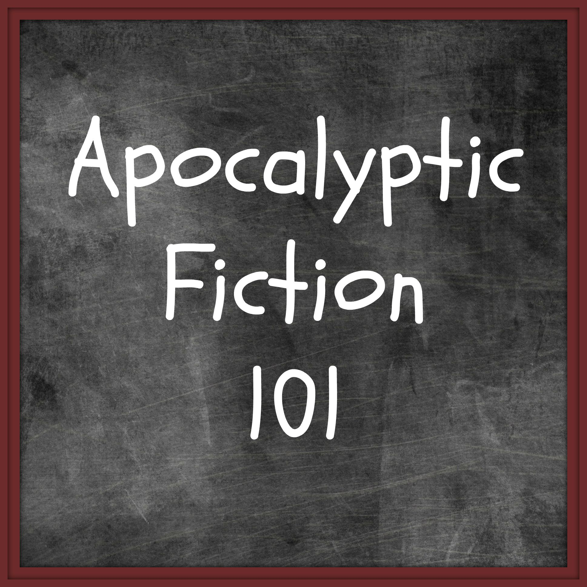 apocalyptic fiction
