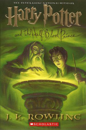 Harry potter half blood prince
