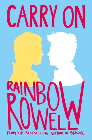 Image result for carry on by rainbow rowell