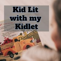 Kid Lit with My Kidlet: Christmas 2020 Edition