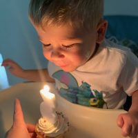 What Is Time, Even? (Ruminations on my Son's Third Birthday)