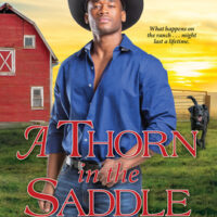 A Thorn in the Saddle by Rebekah Weatherspoon